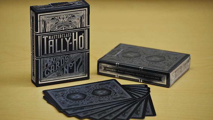 Tally-Ho Masterclass Playing Cards - magic