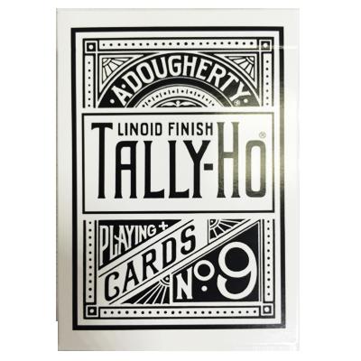 Tally Ho Reverse Circle Back Limited Edition - magic