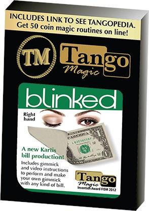 Tango Blinked  - magic