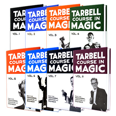 Tarbell Course in Magic - magic