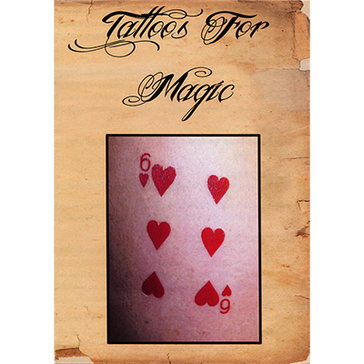 Tattoos (10 pack) - magic