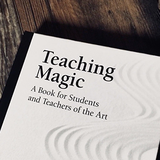Teaching Magic - magic