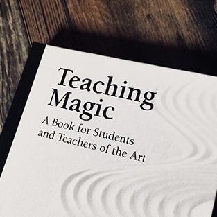 Teaching Magic - magic