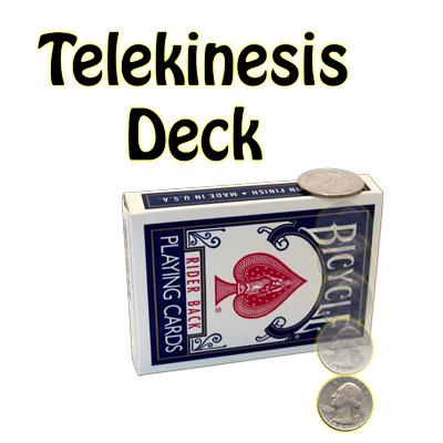 Telekinesis Deck - magic