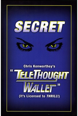 Telethought Wallet - magic