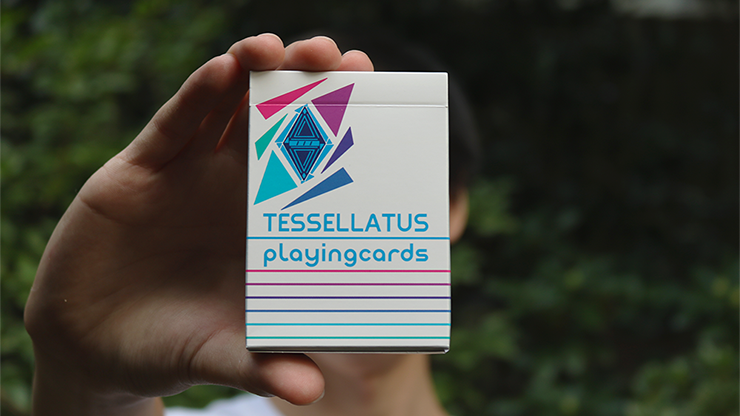 Tessellatus Playing Cards - magic
