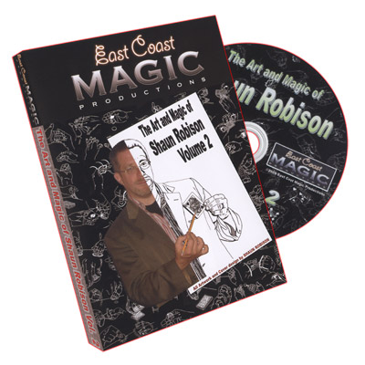 The Art And Magic Of Shaun Robison Volume 2 - magic