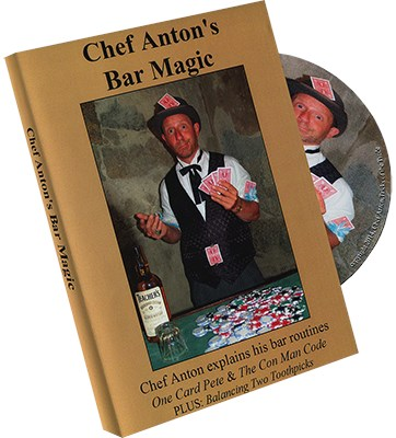 The Bar Magic of Chef Anton - magic