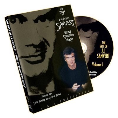 The Best of JJ Sanvert Volumes 1 - 4 - magic