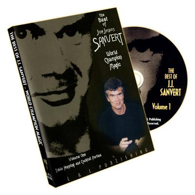 The Best of JJ Sanvert Volumes 1 - 4 - magic