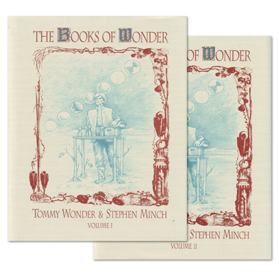 The Books of Wonder 1 & 2 - magic