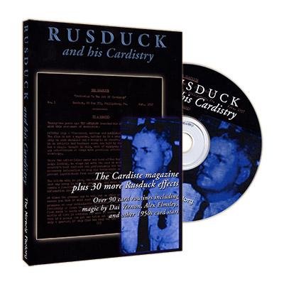 The Cardiste CD - magic