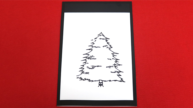 The Christmas Tree Insert - magic