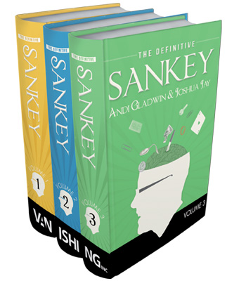 The Definitive Sankey Vols. 1 - 3 - magic