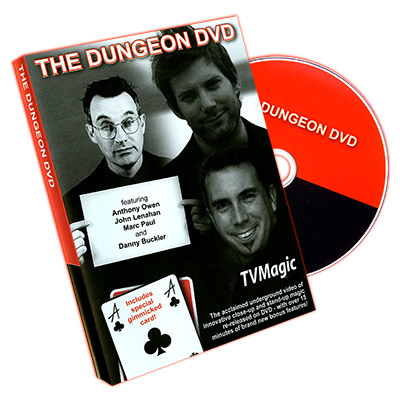 The Dungeon Video - magic