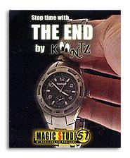 The End trick Koontz & Magic Studio 51 - magic