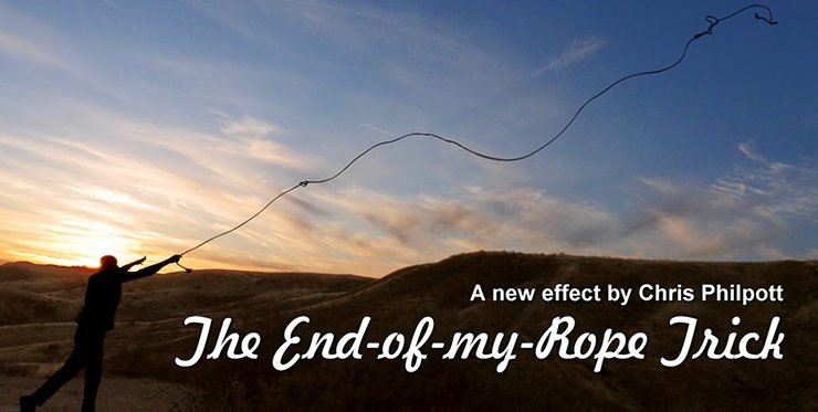 The End of My Rope - magic