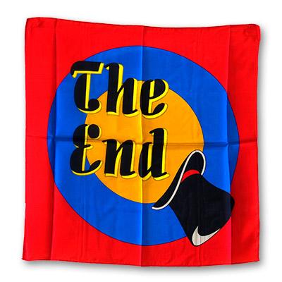 """The End Silks 36"""" - magic"""