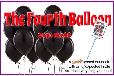 The Fourth Balloon - magic