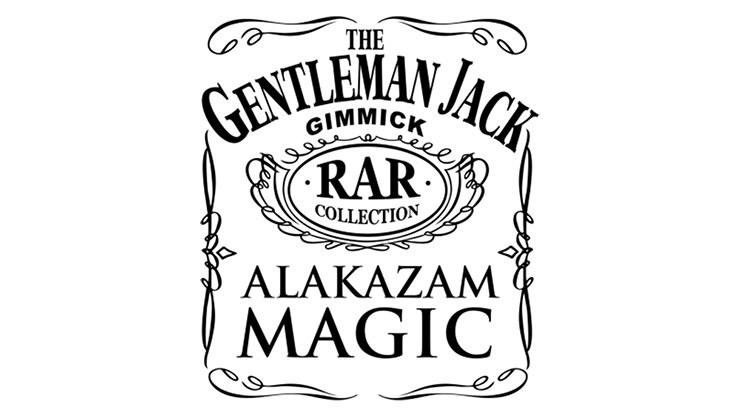 The Gentleman Jack Gimmick - magic