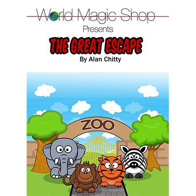 The Great Escape (children's effect) - magic