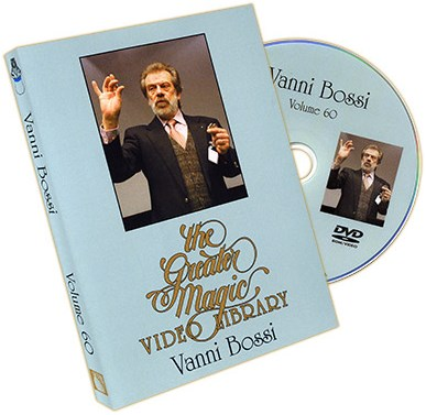 The Greater Magic Video Library Volume 60 - Vanni Bossi - magic