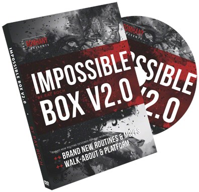 The Impossible Box 2.0 - magic