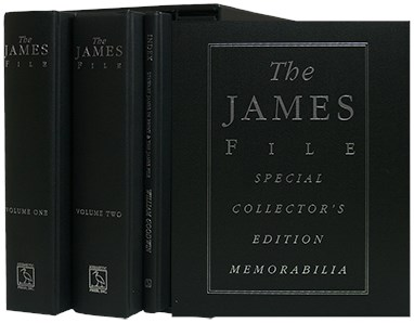 The James File Collector's Edition - magic
