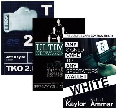 The Jeff Kaylor Sampler Pack - magic