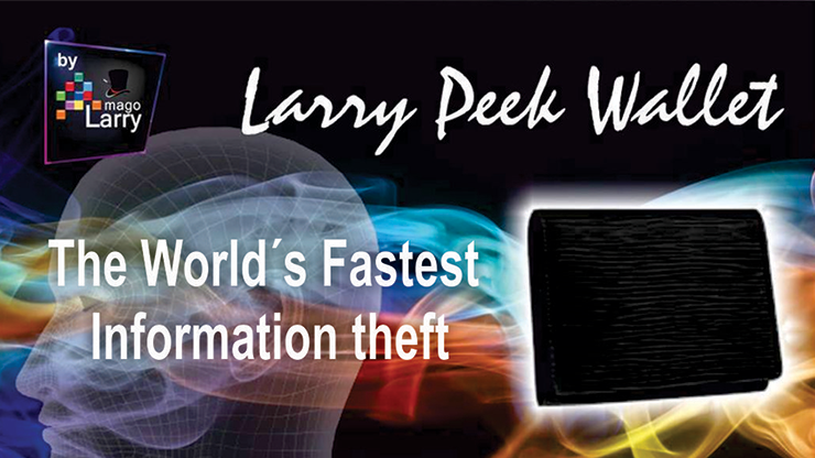 The Larry Peek Wallet - magic