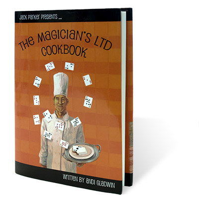 The Magician's Ltd Cookbook - magic
