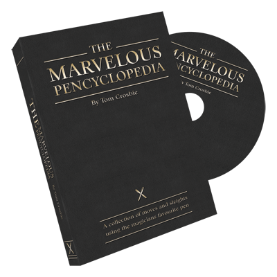 The Marvelous Pencyclopedia - magic