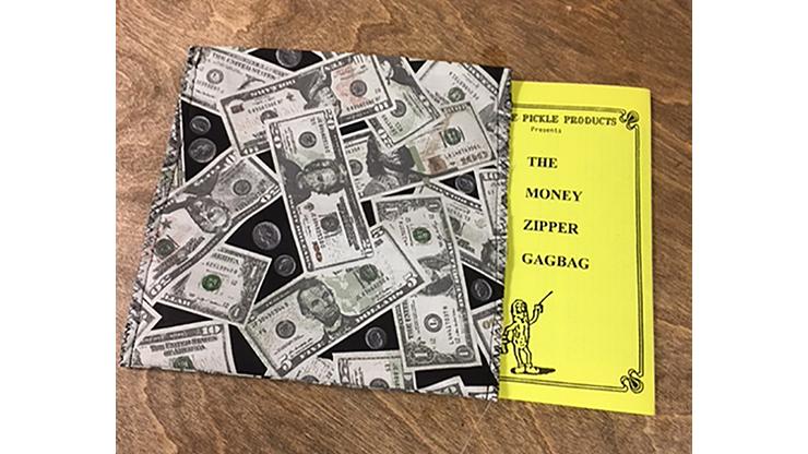 The Money Zipper Gagbag - magic
