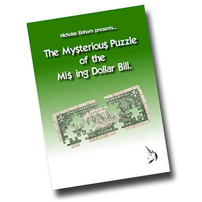 The Mysterious Puzzle of The Missing Dollar Bill - magic