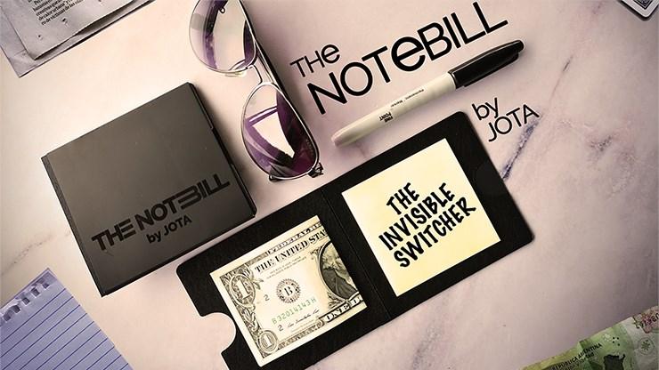 The NOTEBILL - magic