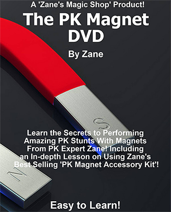 The PK Magnet DVD - magic