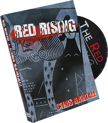 The Red Rising (DVD & Gimmick - magic