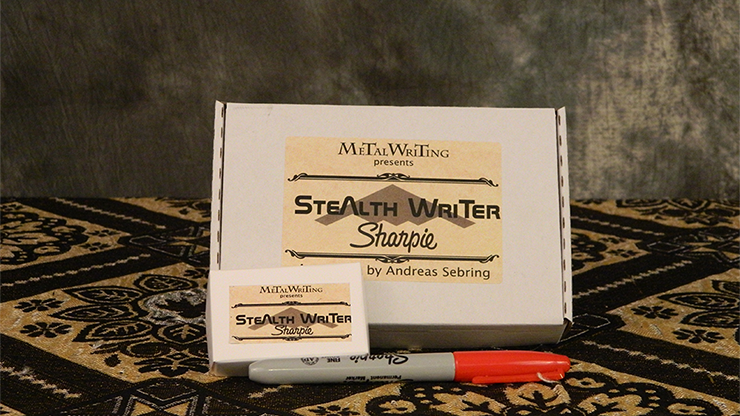 The Sharpie Stealth Writer - magic