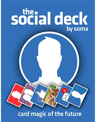 The Social Deck  - magic