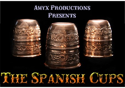 The Spanish Cups - magic