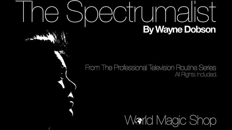 The Spectrumalist - magic