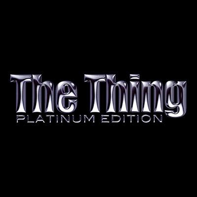 The Thing Platinum Edition - magic