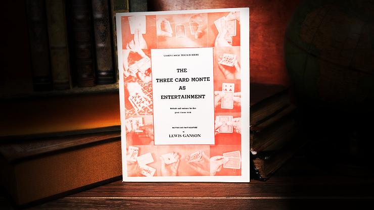 The Three Card Monte as Entertainment - magic