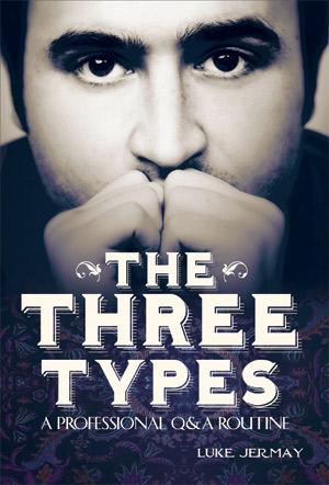 The Three Types ebook - magic