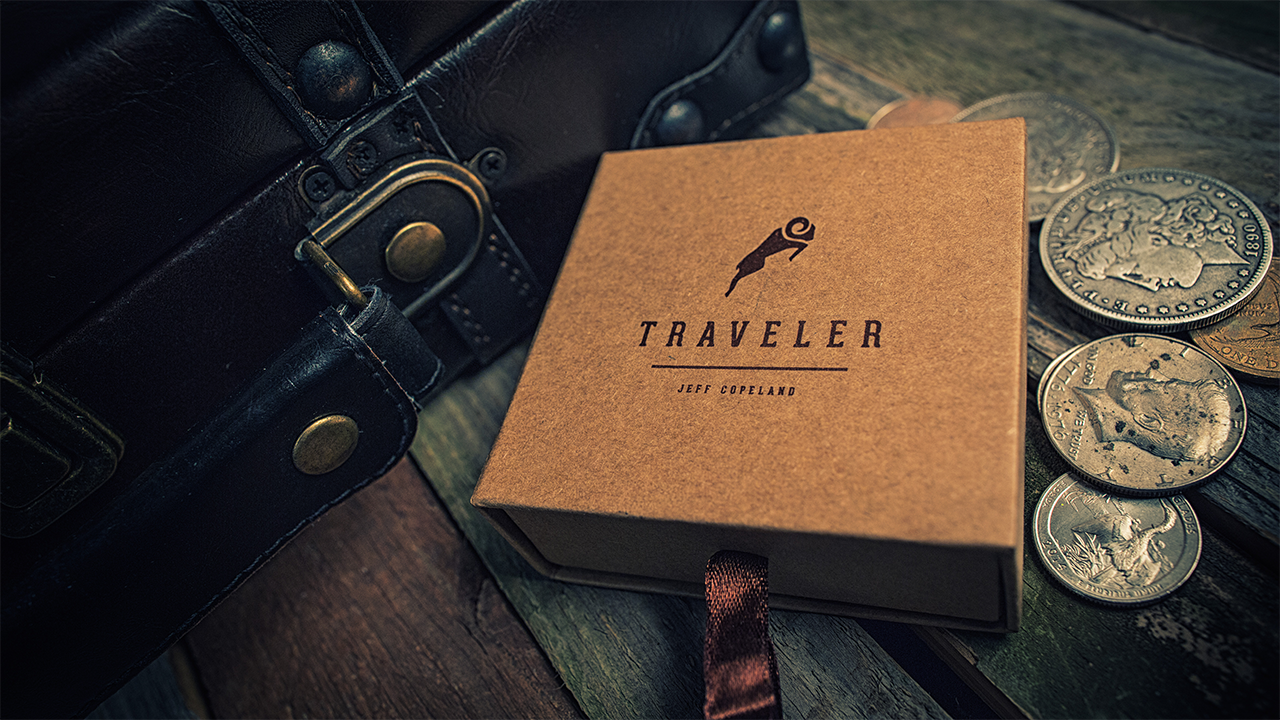 Image result for The Traveler by Jeff Copeland