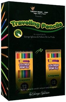The Traveling Pencils - magic