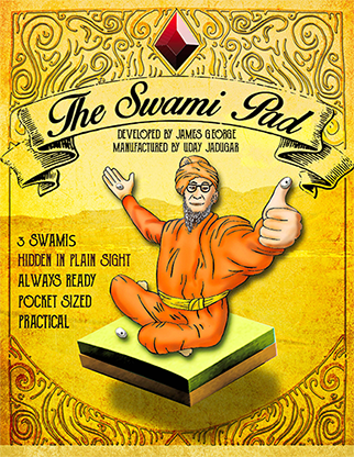The ULTIMATE MIND READING DEVICE  The Swami Pad - magic