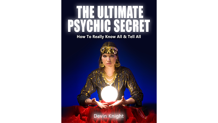 The Ultimate Psychic Secret - magic