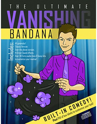 The Ultimate Vanishing Bandana - magic