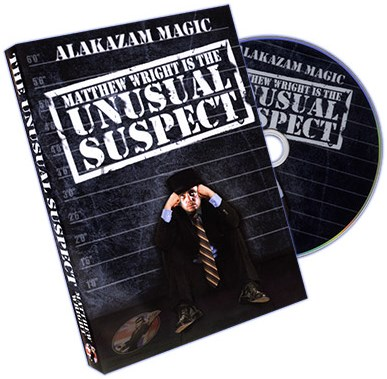 The Unusual Suspect - magic